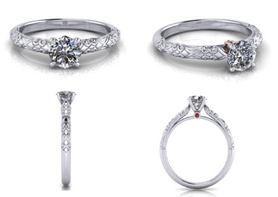customised-proposal-engagement-diamond-rings
