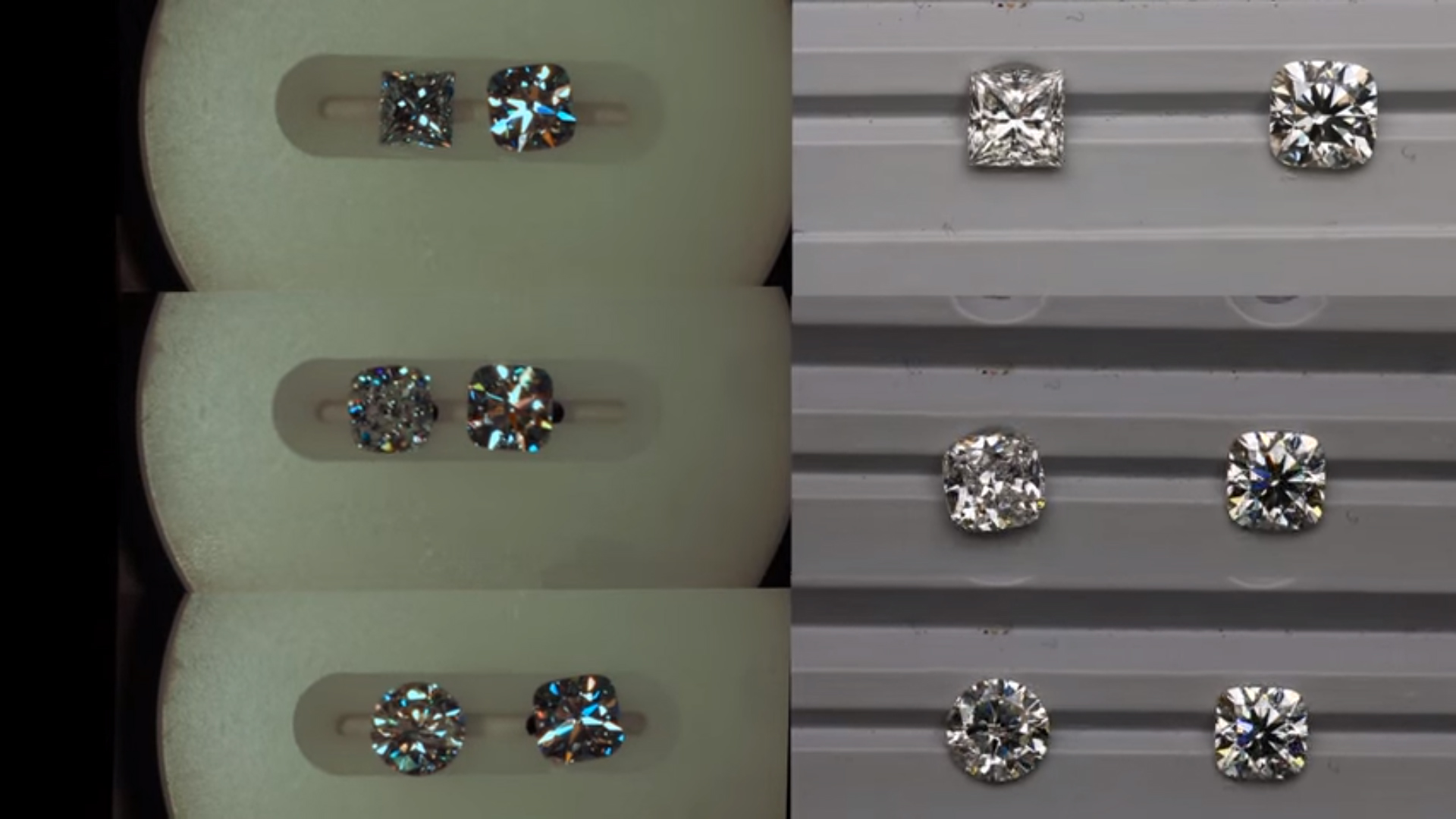 JannPaul: Comparing Signature Cushion Brellia with Common Cut Diamonds