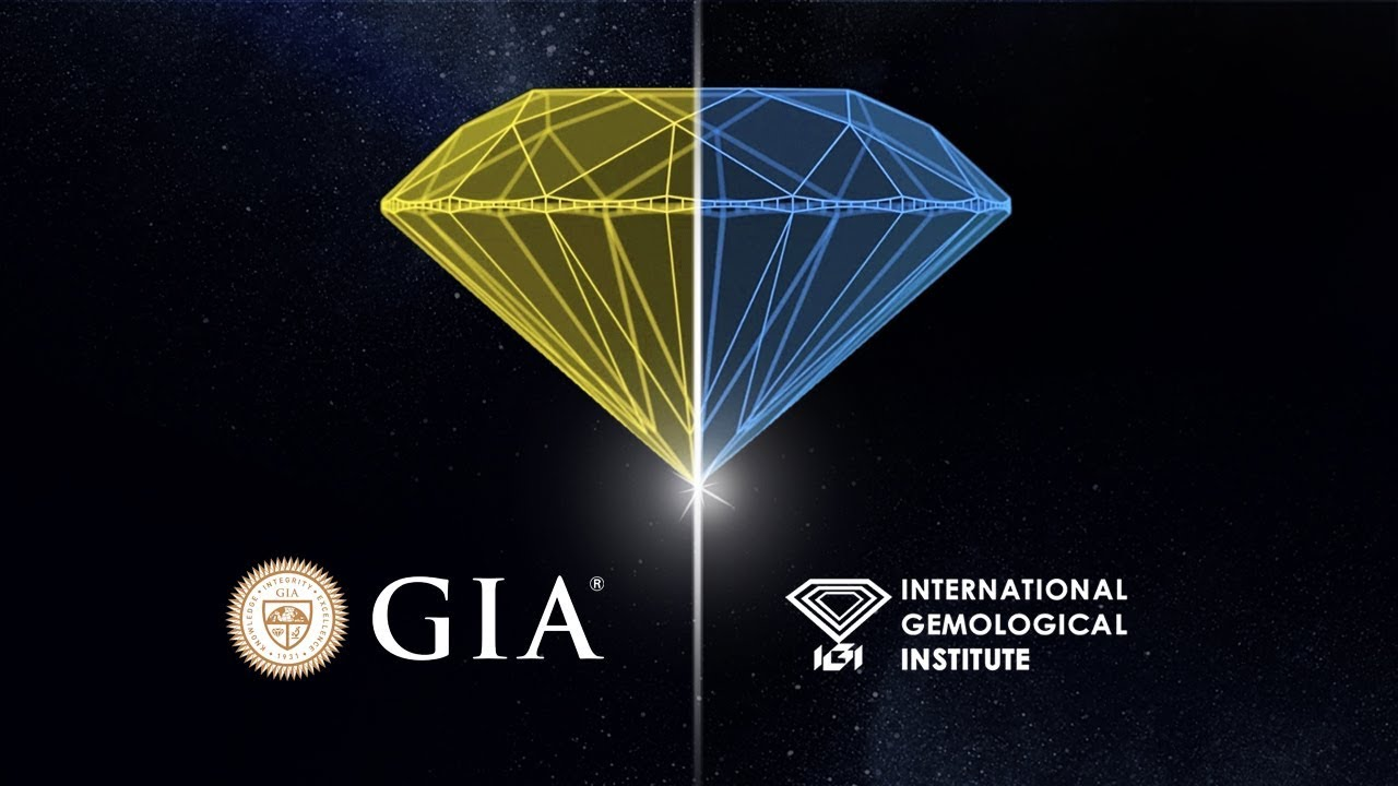 Comparing GIA And IGI Certified Diamonds