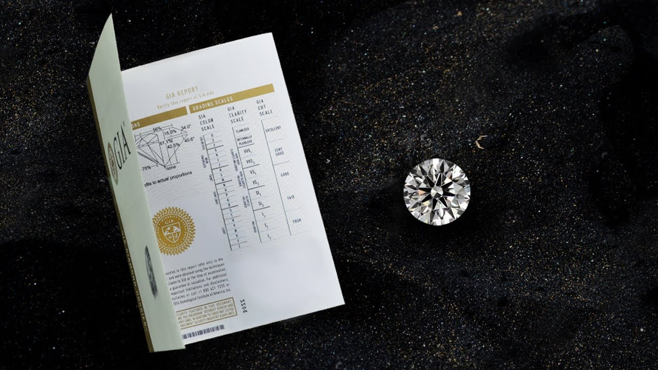 How To Read A GIA Diamond Certificate (Part 2)