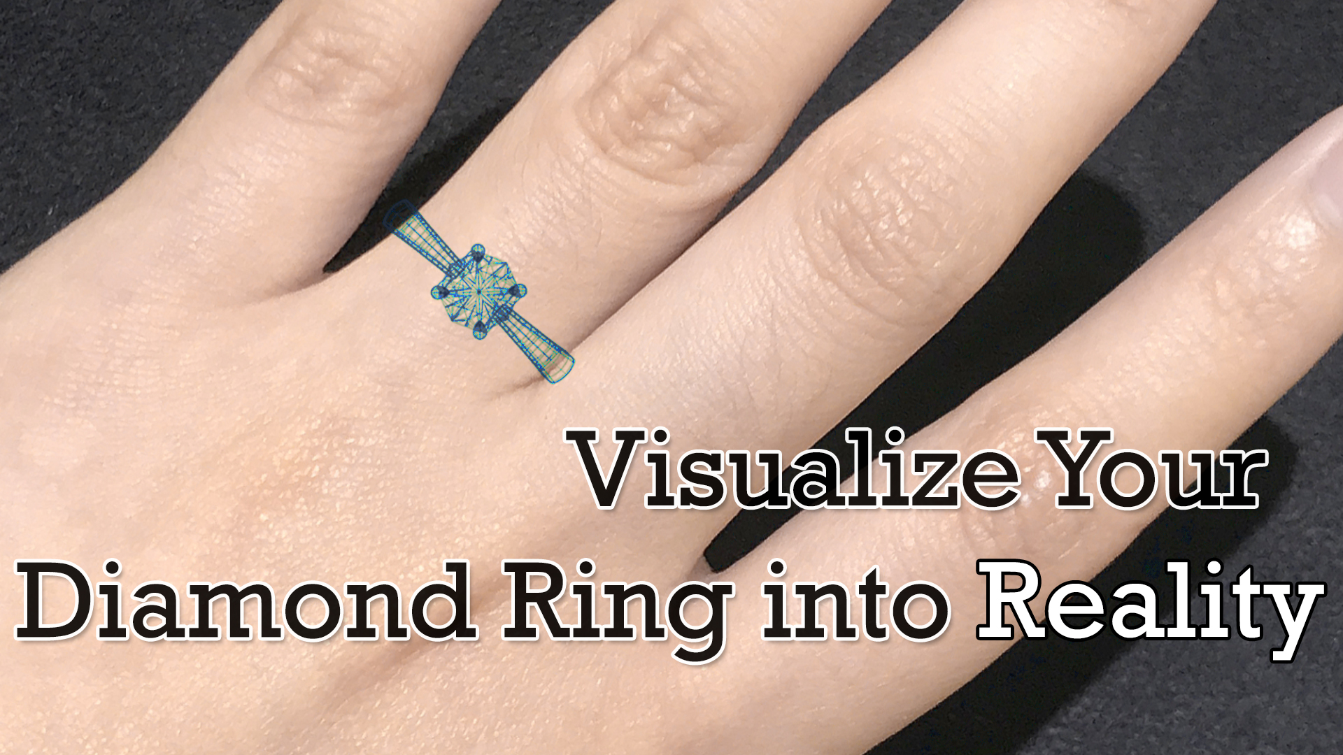 Visualize Your Diamond Ring into Reality