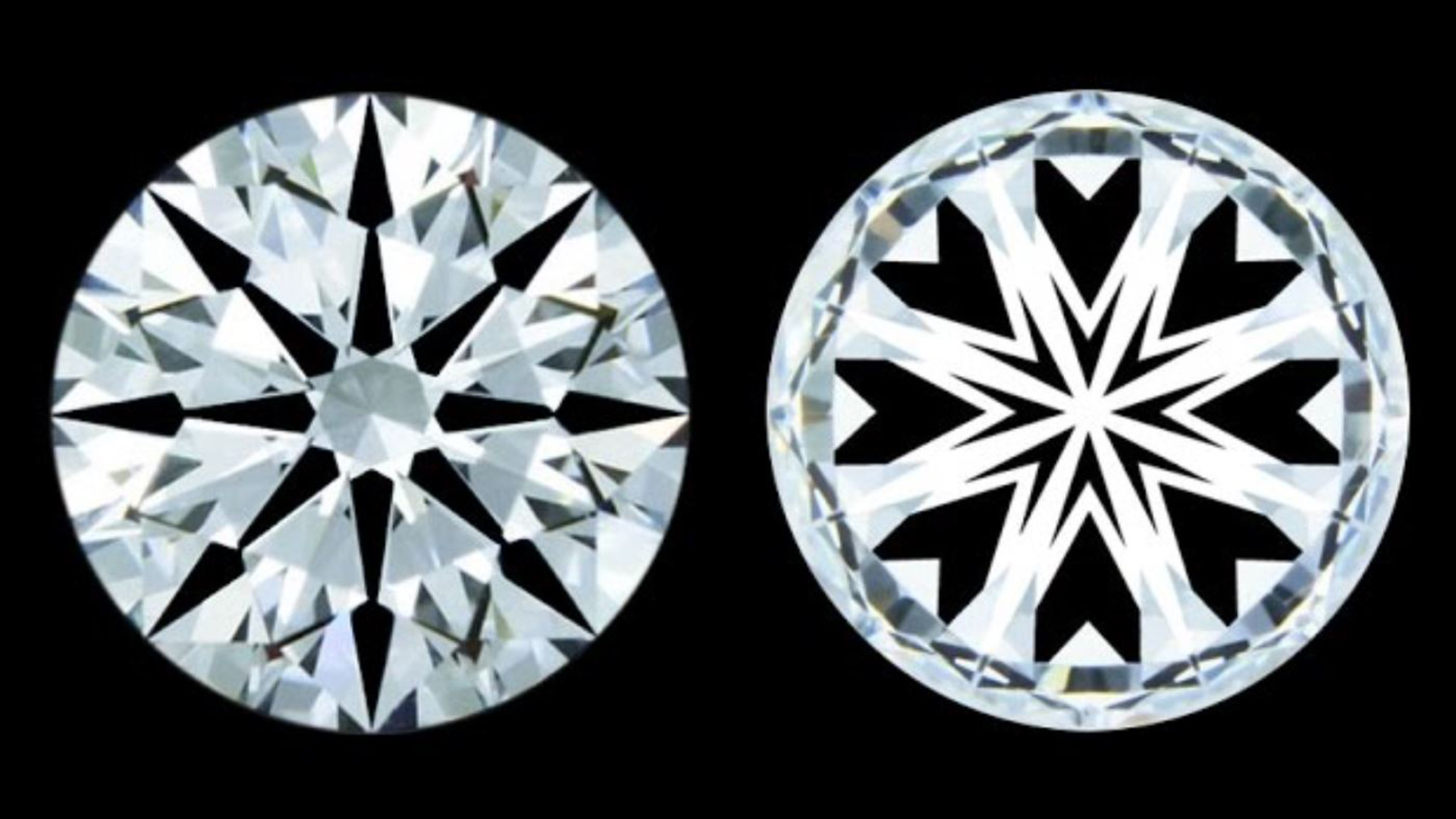JannPaul Education: Super Ideal Cut Diamond vs Ideal Cut Diamond