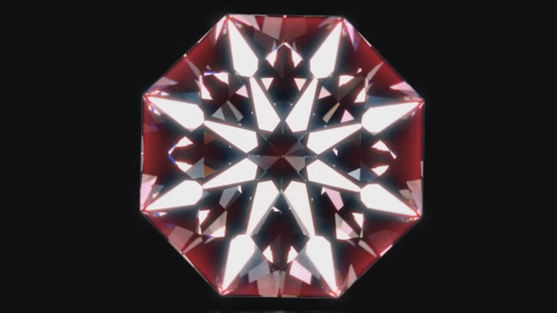JannPaul: The World's First Octagon Hearts & Arrows Diamond